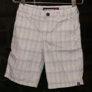 Quiksilver little boys chino board shorts
